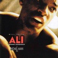 """Обложка саундтрека к фильму """"Али"""" / Ali (2001)"""