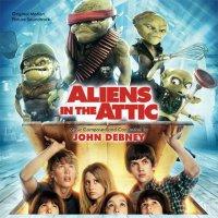 Aliens in the Attic (2009) soundtrack cover