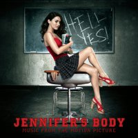 Jennifer's Body (2009) soundtrack cover