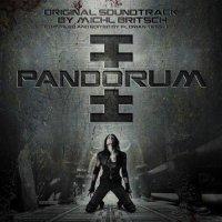 """Обложка саундтрека к фильму """"Пандорум"""" / Pandorum (2009)"""