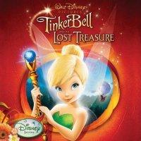 """Обложка саундтрека к мультфильму """"Феи: Потерянное сокровище"""" / Tinker Bell and the Lost Treasure (2009)"""