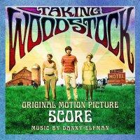 Taking Woodstock: Score (2009) soundtrack cover