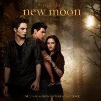 """Обложка саундтрека к фильму """"Сумерки. Сага. Новолуние"""" / The Twilight Saga: New Moon (2009)"""