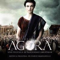 """Обложка саундтрека к фильму """"Агора"""" / Agora (2009)"""