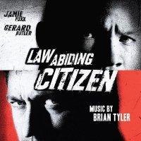 """Обложка саундтрека к фильму """"Законопослушный гражданин"""" / Law Abiding Citizen (2009)"""