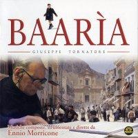 """Обложка саундтрека к фильму """"Баария"""" / Baarìa (2009)"""