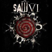 """Обложка саундтрека к фильму """"Пила 6"""" / Saw VI (2009)"""