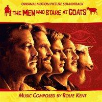 """Обложка саундтрека к фильму """"Безумный спецназ"""" / The Men Who Stare at Goats (2009)"""