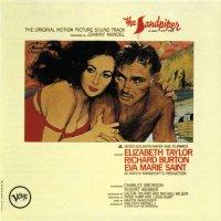 "Обложка саундтрека к фильму ""Кулик"" / The Sandpiper (1965)"