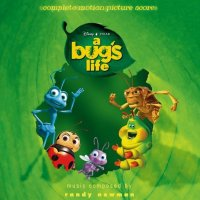 A Bug's Life (1998) soundtrack cover