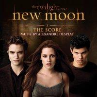 """Обложка саундтрека к фильму """"Сумерки. Сага. Новолуние"""" / The Twilight Saga: New Moon: Score (2009)"""