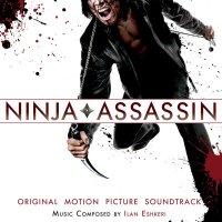 """Обложка саундтрека к фильму """"Ниндзя-убийца"""" / Ninja Assassin (2009)"""