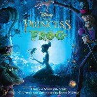 "Обложка саундтрека к мультфильму ""Принцесса и лягушка"" / The Princess and the Frog (2009)"