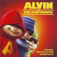 Alvin and the Chipmunks (2007) soundtrack cover