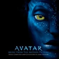 Avatar (2009) soundtrack cover