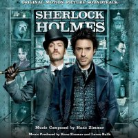 Sherlock Holmes (2009) soundtrack cover