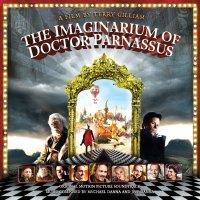 """Обложка саундтрека к фильму """"Воображариум доктора Парнаса"""" / The Imaginarium of Doctor Parnassus (2010)"""