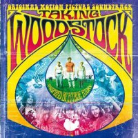 Taking Woodstock (2009) soundtrack cover