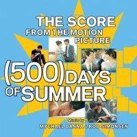"""Обложка саундтрека к фильму """"500 дней лета"""" / (500) Days of Summer: Score (2009)"""