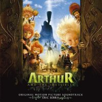 Arthur et les Minimoys (2006) soundtrack cover