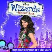 "Обложка саундтрека к фильму ""Волшебники из Уэйверли"" / Wizards of Waverly Place: The Movie (2009)"