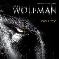 The Wolfman (2010) soundtrack cover
