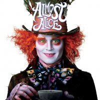 Alice in Wonderland: Almost Alice (2010) soundtrack cover