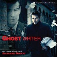 """Обложка саундтрека к фильму """"Безымянный автор"""" / The Ghost Writer (2010)"""