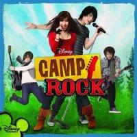 """Обложка саундтрека к фильму """"Рок в летнем лагере"""" / Camp Rock (2008)"""