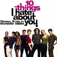 10 Things I Hate About You: Score (1999) soundtrack cover