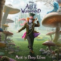 Alice in Wonderland (2010) soundtrack cover