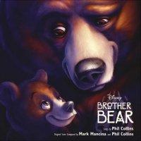 """Обложка саундтрека к мультфильму """"Братец медвежонок"""" / Brother Bear (2003)"""