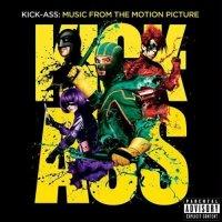 """Обложка саундтрека к фильму """"Пипец"""" / Kick-Ass (2010)"""