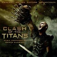 "Обложка саундтрека к фильму ""Битва Титанов"" / Clash of the Titans (2010)"