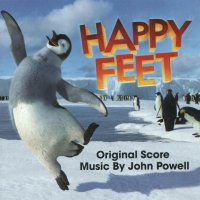 """Обложка саундтрека к мультфильму """"Делай ноги"""" / Happy Feet: Score (2006)"""