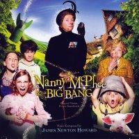 Nanny McPhee and the Big Bang (2010) soundtrack cover