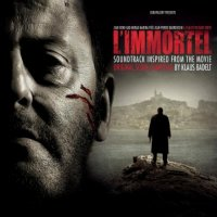 L'immortel (2010) soundtrack cover