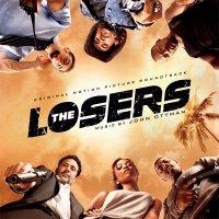 """Обложка саундтрека к фильму """"Лузеры"""" / The Losers (2010)"""