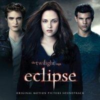 """Обложка саундтрека к фильму """"Сумерки. Сага. Затмение"""" / The Twilight Saga: Eclipse (2010)"""