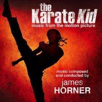 "Обложка саундтрека к фильму ""Каратэ-пацан"" / The Karate Kid (2010)"