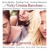 "Обложка саундтрека к фильму ""Вики Кристина Барселона"" / Vicky Cristina Barcelona (2008)"