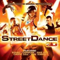 """Обложка саундтрека к фильму """"Уличные танцы 3D"""" / StreetDance 3D (2010)"""