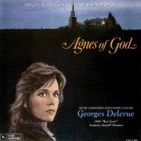"""Обложка саундтрека к фильму """"Агнец божий"""" / Agnes of God (1985)"""