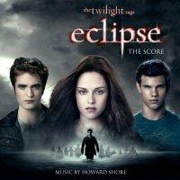 """Обложка саундтрека к фильму """"Сумерки. Сага. Затмение"""" / The Twilight Saga: Eclipse: Score (2010)"""