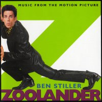 Zoolander (2001) soundtrack cover