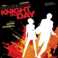 "Обложка саундтрека к фильму ""Рыцарь дня"" / Knight and Day (2010)"