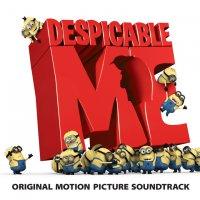 """Обложка саундтрека к мультфильму """"Гадкий я"""" / Despicable Me (2010)"""