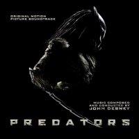 """Обложка саундтрека к фильму """"Хищники"""" / Predators (2010)"""