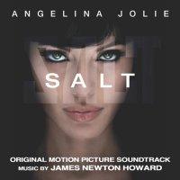 Salt (2010) soundtrack cover