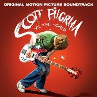 """Обложка саундтрека к фильму """"Скотт Пилигрим против всех"""" / Scott Pilgrim vs. the World (2010)"""